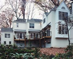 Buckhead Addition--Exterior, After