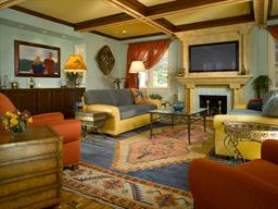 Capital City Club--Family Room